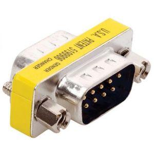 Unión plug a plug DB9