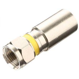 Conector macho tipo F PermaSeal-II™ para cable RG6