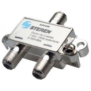Divisor de 2 salidas a 75 Ohms, 1 GHz