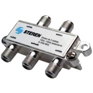 Divisor de 4 salidas a 75 Ohms, 1 GHz