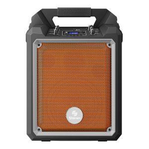 Amplificador de 900 W PMPO Bluetooth* con batería recargable