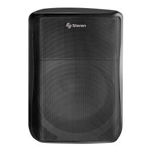"""Bocina Amplificada de 15"""" 16,000 W PMPO profesional Bluetooth con procesador digital de sonido (DSP)"""