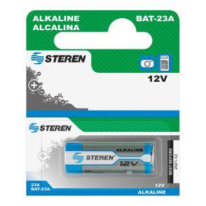 "Bateria alcalina tipo cilindro ""23A"""