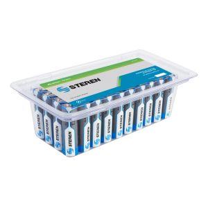 "Paquete de 40 baterias alcalinas ""AA"""