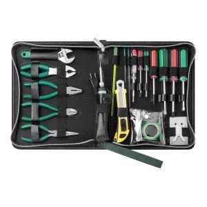 Portafolio de herramientas para mantenimiento de redes