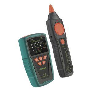 Generador profesional de tonos y probador de cable UTP CAT 5/6 compatible con PoE