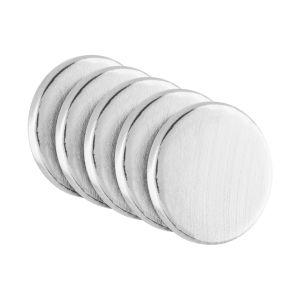 Imanes de neodimio de 15 mm de diámetro