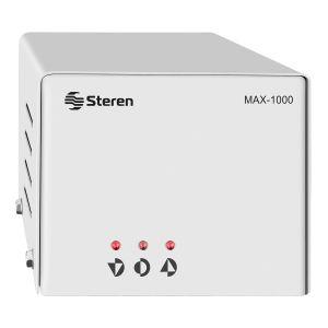 Regulador de voltaje 1,000 W con 4 contactos