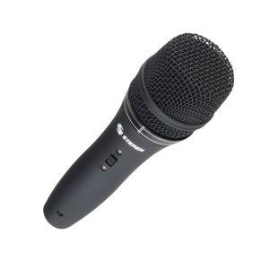 Micrófono cilíndrico de alta fidelidad