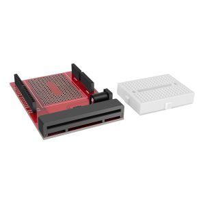 Tarjeta para conexiones compatible con Microbit