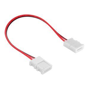 Unión con cable para tiras LED de un solo color