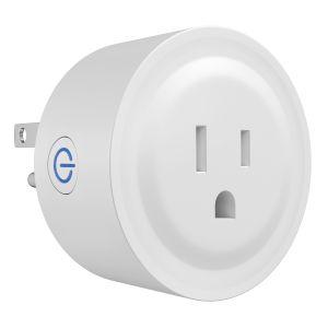 Toma corriente Wi-Fi con medidor de consumo eléctrico
