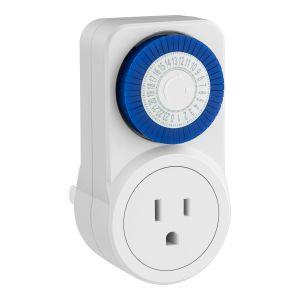 Mini temporizador (timer) para 24 horas