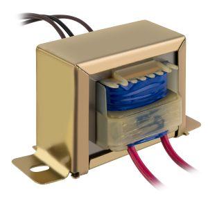 Transformador de 24 Vca, 3 Amperes, con Tap central